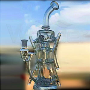 High Borosilicate Glass Water Pipes for Tobacco Smoking pictures & photos
