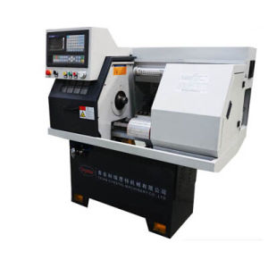 High Precision CNC Mini Lathe Small CNC Lathe for Sale Ck0640A pictures & photos