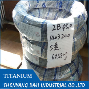 Titanium Products Manufacturer Ti Alloy Wire