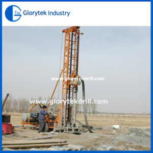 Portable Agricultural Water Well Drill Rig pictures & photos