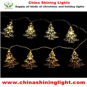 Christmas Holiday Party Tree Decoration Solar Light pictures & photos