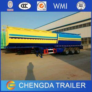 30000liters 42cbm Fuel Tank Tanker Semi Trailer for Sale pictures & photos