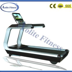180kg Bearing Commercial Treadmills (ALT-7001) pictures & photos