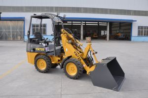 Yineng Mini Wheel Loader Yn725 pictures & photos