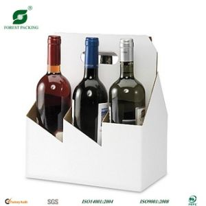 corrugated wine packaging box pictures & photos