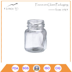 Small Glass Jar Fitting Metal Cap for Food Packing pictures & photos