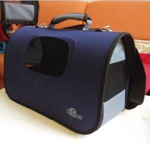 Blue Color Fashion Bag Pet Carrier Pet Product pictures & photos