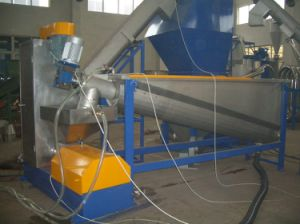 HDPE Bottle Washing and Recycle Line pictures & photos