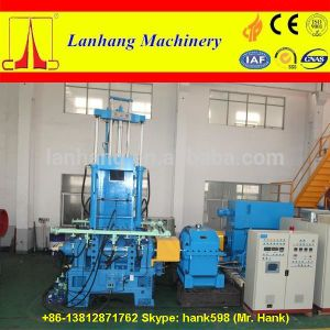 Lh-200y High Mixing Quality Rubber Material Banbury Mixer Intermeshing Rotors pictures & photos