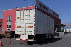 FAW 4X2 J6l Van Cargo Truck
