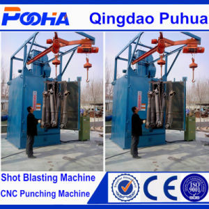 Hang Hook Type Shot Blasting Cleaning Machine (Q37) pictures & photos