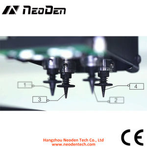 SMT Machine with Vision Camera (0201 BGA) Neoden 4, Desktop Pick and Place Machine for PCBA pictures & photos