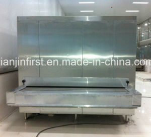 Factory Directly Supply Tunnel Quick Freezer for Seafood Egg Tart pictures & photos
