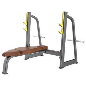 2015 Newest Fitness Machine Olympic Flat Bench (SD1026) pictures & photos