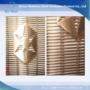 Decorative Wire Mesh for Cabinets pictures & photos
