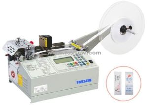 Automatic Label Cutter (Cold Knife with Sensor) pictures & photos