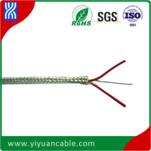 Copper Plated AG FEP/Copper Plated AG /FEP Rtd Cable (FSF-3NC-7X0.15)