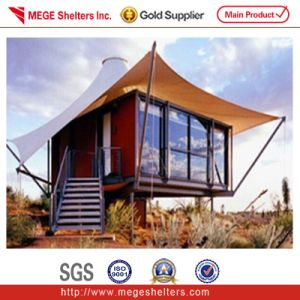 Modular/Mobile / Prefab/ Shipping Container House with Get Tent