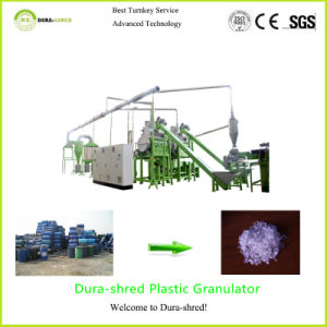 Dura-Shred Good Quality Plastic Recycling Amchine (TSQ1732X) pictures & photos