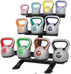 Color Plastic Kettlebell on Sale pictures & photos