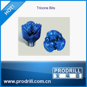 6 Inch TCI Insert Teeth Tricone Bit for Well Drilling pictures & photos