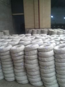 Galvanized Binding Wire (0.4kg/Roll) (BWG20) pictures & photos