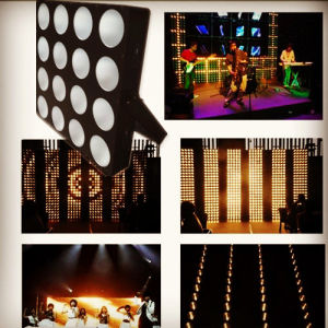 CREE Matrix Panel Beam DJ LED Effect Light pictures & photos