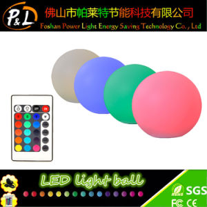 Colorful Waterproof LED Swimming Pool Floating Ball pictures & photos