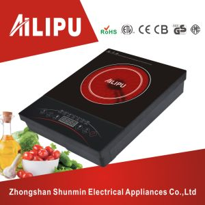 High Quality with Low Price Touch Sensor Electric Infrared Cooker pictures & photos