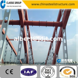 Low Cost Hot-Selling Easy Build Steel Structure Bridge Price pictures & photos