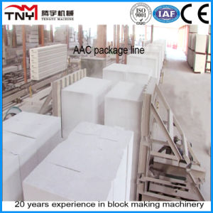 High Quality Sand Flyash AAC Block Machine pictures & photos