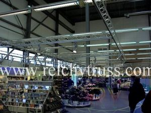 Aluminium Truss / Decorative Lighting Truss with Tent Truss (LM) for Exhibition / Contert in Outdoor /Indoor pictures & photos