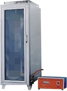 (Vertical) Manual Fabric Flameproof Tester