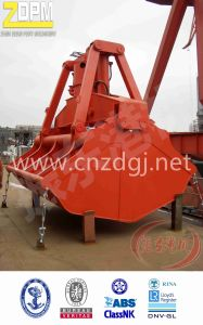Electric Hydraulic Steel Structure Clamshell Grab pictures & photos
