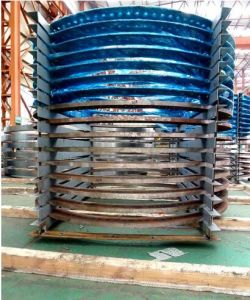 Industrial Aluminum Flange for Tower Part pictures & photos