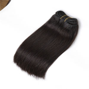 Colorful Synthetic Hair Weft 100% Heat Resistant Fiber High Quality Hair Extension Fashion Hair Weaving pictures & photos