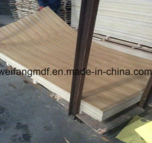 2mm Natural Teak Fancy MDF/HDF Board (E0, E1, E2 GLUE) pictures & photos