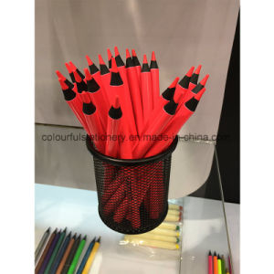 Black Wood Color Pencil for Kids and Students pictures & photos