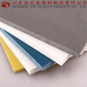 PVC Sheets Plastic Sheets Hard Rigid Sheets Manufacture pictures & photos