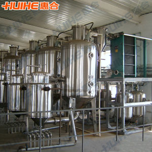 Vacuum Evaporator (Concentrator) for Sale pictures & photos