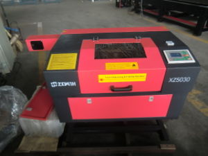 Laser Engraving and Cutting Machine (XZ5040) pictures & photos