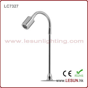 High Quality 1W Soft Pipe Jewelry Display Light/Cabinet Light LC7327 pictures & photos