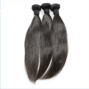 Free Shipping Unprocessed Virgin Human Hair Extensions pictures & photos