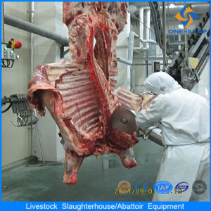 2016 Cattle Slaughter Equipments Cow Slaughtehouse System Line pictures & photos