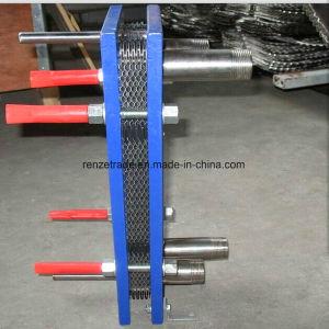 AISI304/AISI316L Plates 0.5mm NBR/EPDM Rubber Gasket Plate Heat Exchanger pictures & photos
