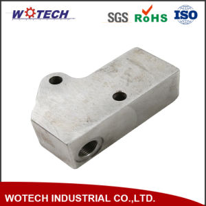 Custom Precision Steel CNC Grinding Machining Mechanical Part
