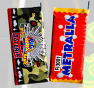 Bateria New Year Celebration Firecrackers pictures & photos