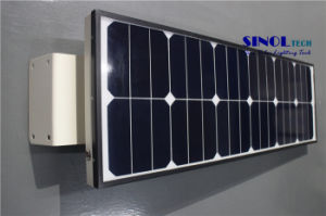 Galvanized Iron Shell 20W Solar Integrated All in One Street and Garden Light pictures & photos