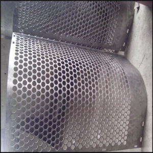 Slit Grill Perforated Metal Mesh Sheet pictures & photos