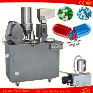 Factory Price Automatic Pill Capsule Filler Filling Machine pictures & photos